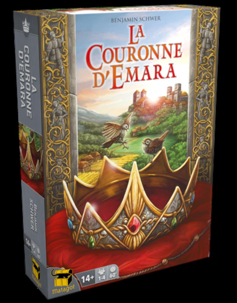 Matagot Précommande: La Couronne D'Emara (FR)