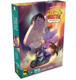 Matagot Précommande: Meeple Circus: The show must go on! (FR)