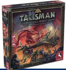 Pegasus Spiele Précommande: Talisman Revised 4th Edition (EN)