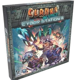 Renegade Game Studio Précommande: Clank! In! Space! : Ext. Cyber Station 11 (EN)