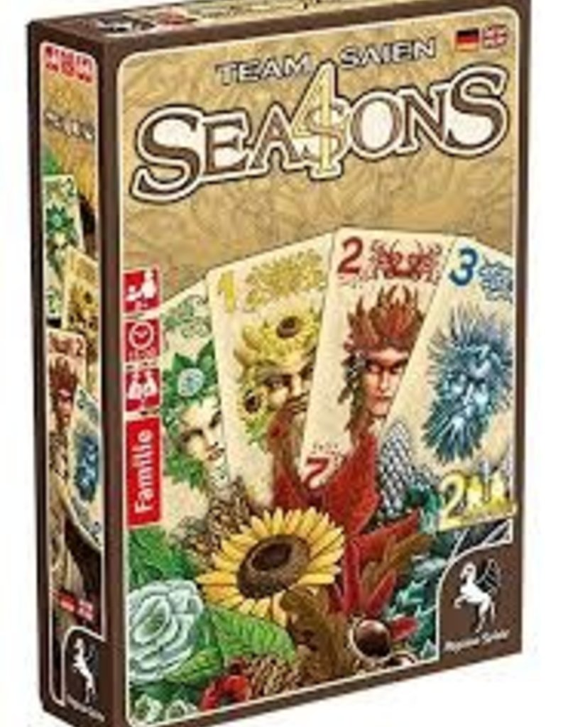 Pegasus Spiele 4 Seasons (EN)