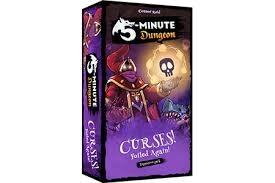5 Minute Dungeon: Ext. Curses, Foiled Again! (EN)