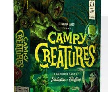 Campy Creatures (Second Edition) (EN)