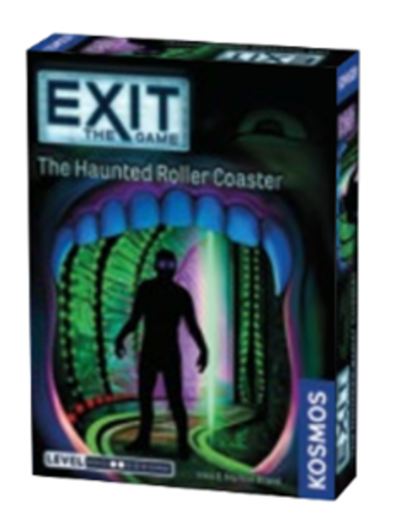 Thames & Kosmos Exit: The Haunted Roller Coaster (EN)