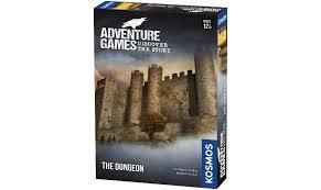 Adventure Games: The Dungeon (EN)