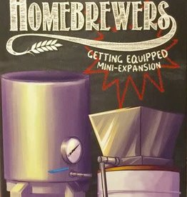 Greater Than Games Homebrewers: Ext. Getting Equipped (EN)