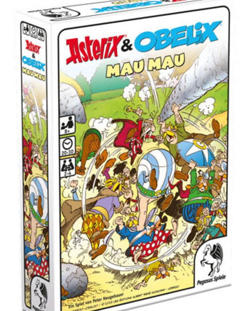 "Matagot Précommande: Astérix ""Mau Mau"" (FR)"