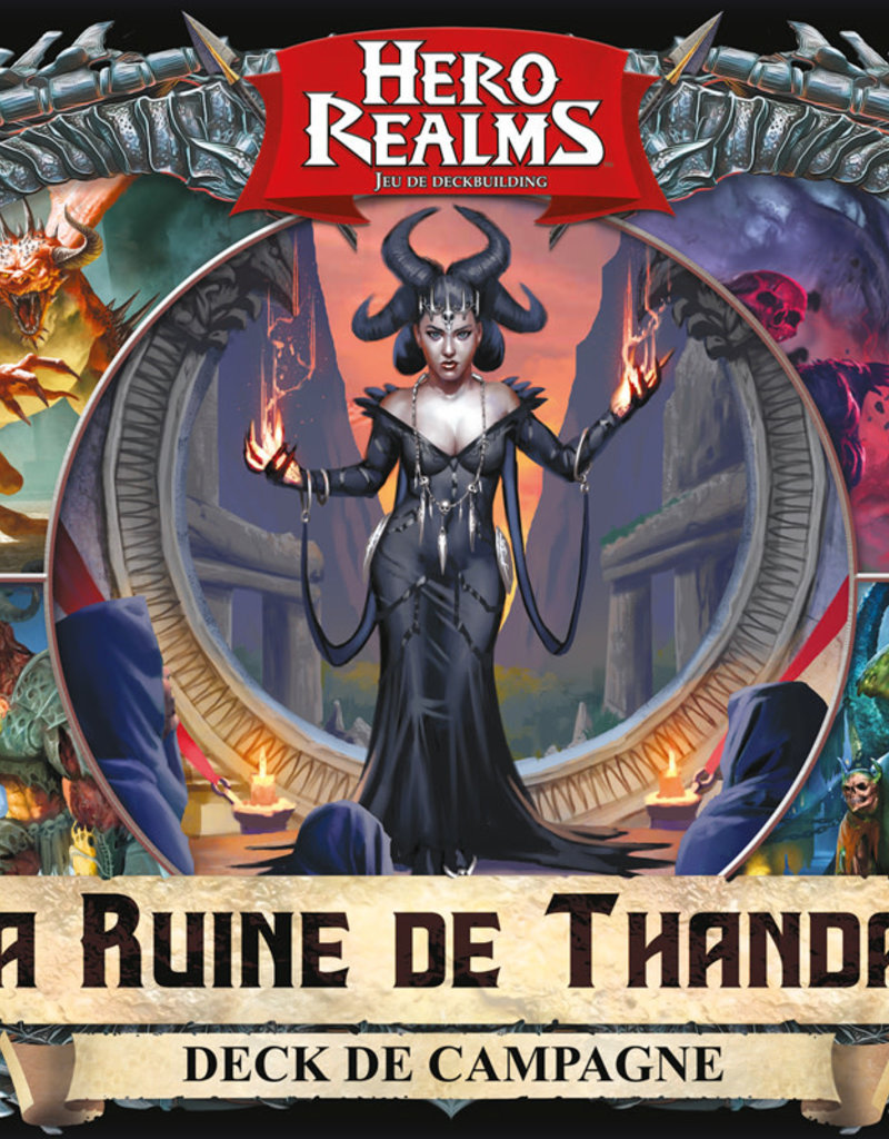 Iello Hero Realms: Ext. La Ruine De Thandar (FR)