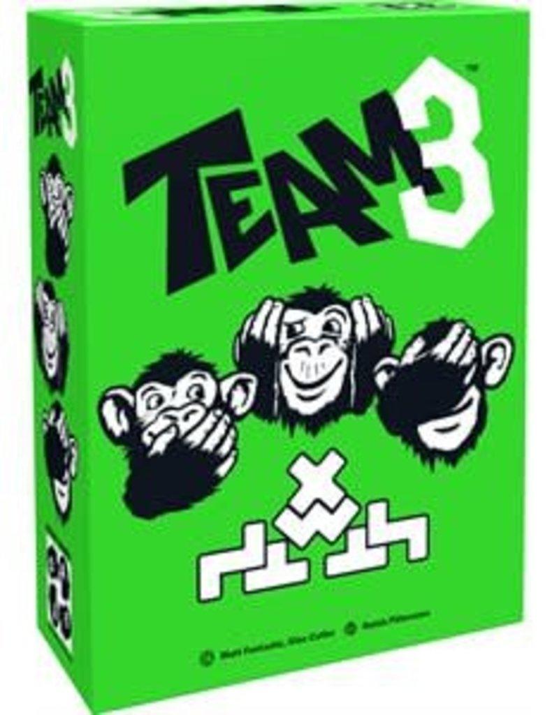 Brain Games Team 3: Vert (ML)