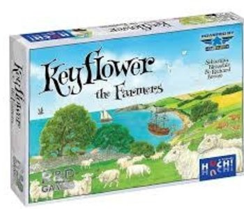 Keyflower: Ext. The Farmers (ML) (commande spéciale)