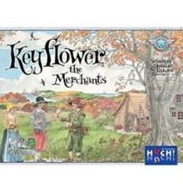 R&D Games Keyflower: Ext. The Merchants (ML)