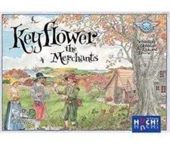 Keyflower: Ext. The Merchants (ML) (commande spéciale )
