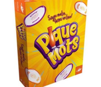 Pique Mots (FR) (commande spéciale)