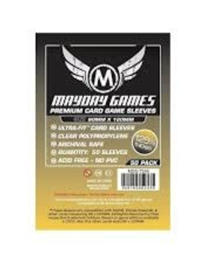 Mayday Games Sleeves - MDG-7146 «Dixit» 80 mm X 120 mm Deluxe / 50