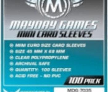 Sleeves - MDG-7035 «Mini-Euro» 45mm X 68mm / 100