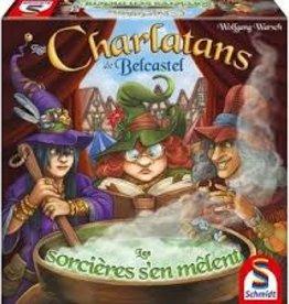Schmidt Spiele Les Charlatans De Belcastel: Les Sorcieres S'en Melent (FR)