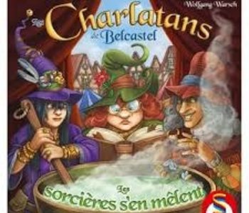Les Charlatans De Belcastel: Ext. Les Sorcieres S'en Melent (FR)