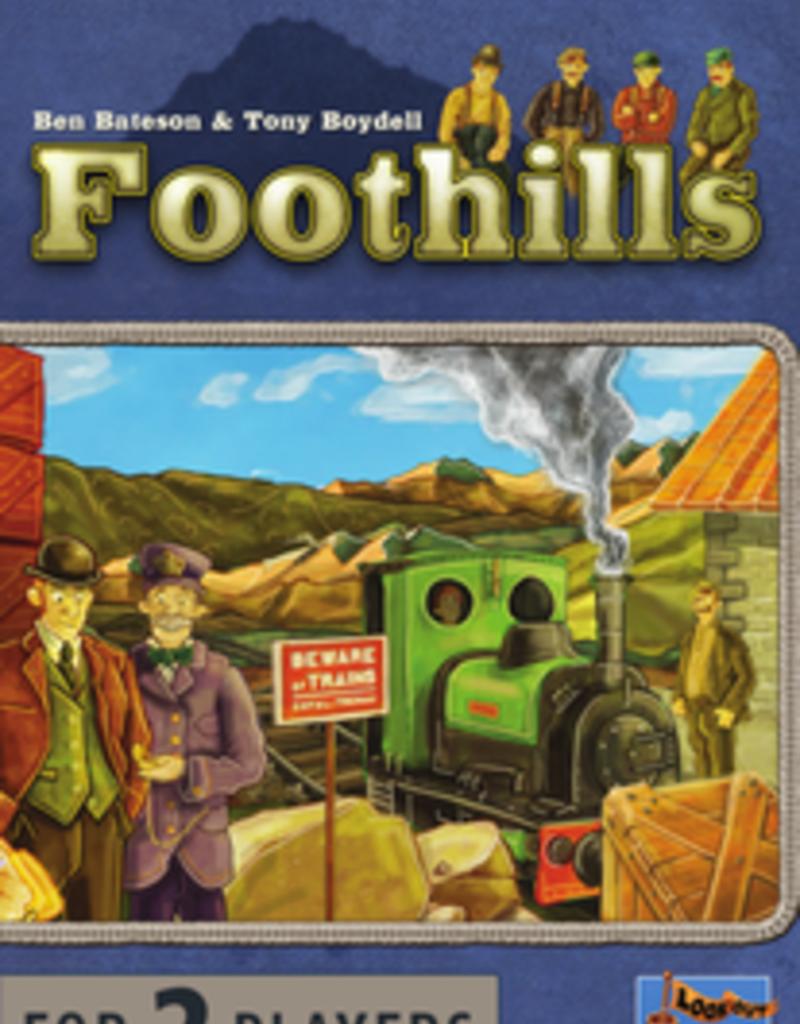 Lookout Games Foothills (EN)