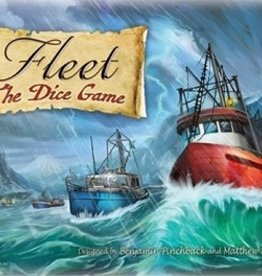 Eagle-Gryphon Games Fleet: The Dice Game (EN)