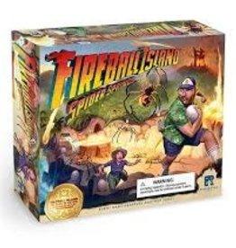 Restoration Games Fireball Island Ext. Spider Springs (EN)
