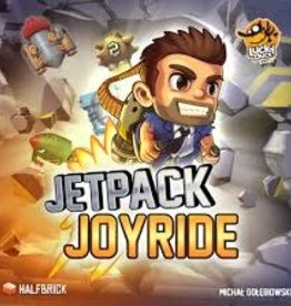Lucky Duck Games Jetpack Joyride (EN) (Commande Spéciale)