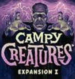 Keymaster Games Campy Creatures: Ext. 1 (EN)