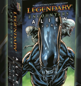 Upper Deck Legendary Encounters: Ext. Alien Covenant (EN)