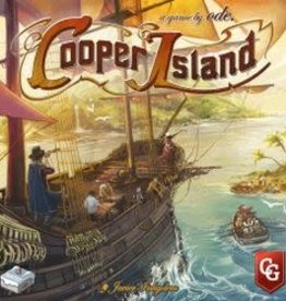 Frosted Games Précommande: Cooper Island (EN)