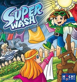Huch! Précommande: Super Wash (ML)