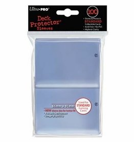 Ultra pro 82689 Sleeve Clear «Standard» 66 mm X 91 mm Premium / 100