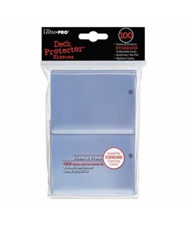82689 Ultra Pro Clear «Standard» 66 mm X 91 mm Premium / 100 Sleeves