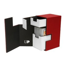 Ultra pro 85709 Deck Box M2: Red/White