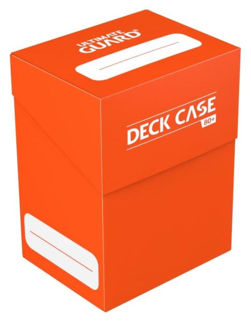 Ultimate Guard Deck Case: Standard /80: Orange
