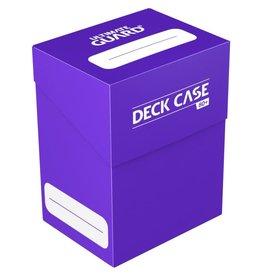 Ultimate Guard Deck Case: Standard /80: Violet