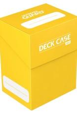 Ultimate Guard Deck Case: Standard /80: Jaune