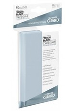 Ultimate Guard 10285 Sleeve  «French Tarot» 63 mm X 115 mm / 80