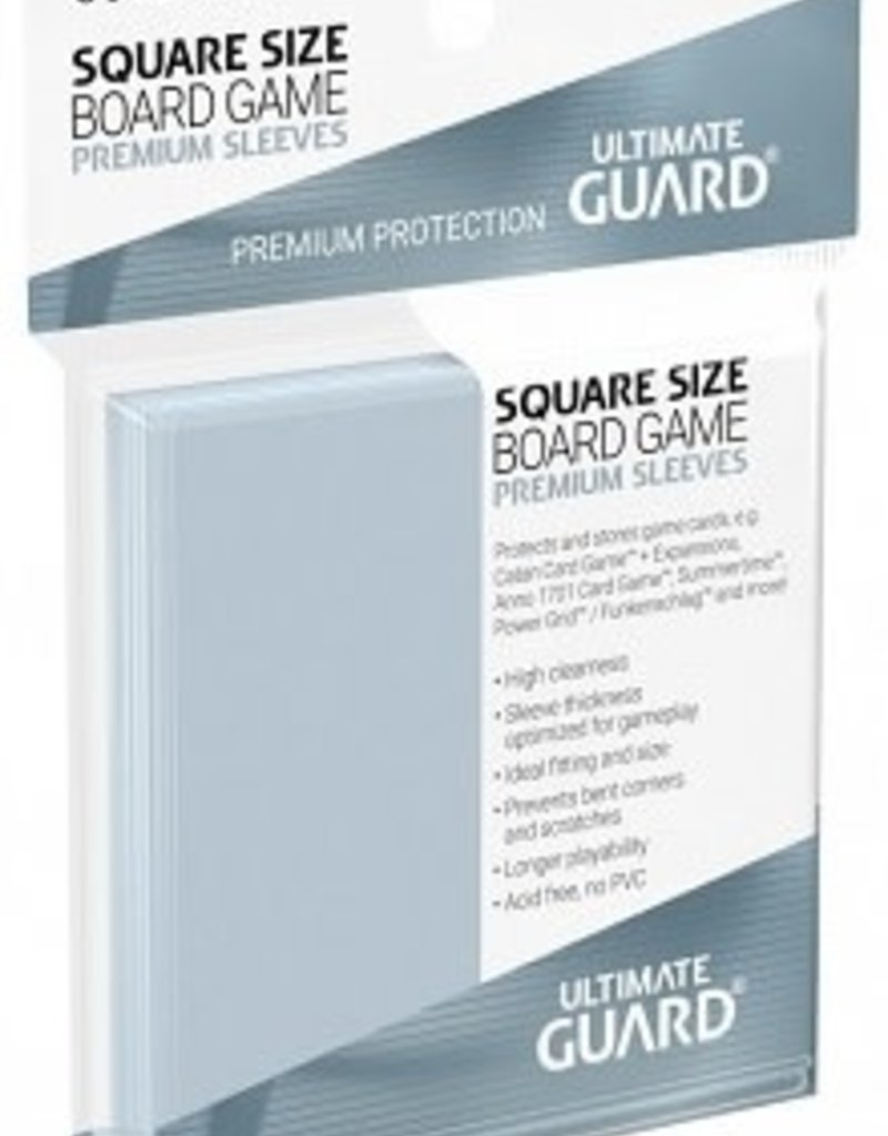 Ultimate Guard 10283 Sleeve  «Square» 73 mm X 73 mm / 50