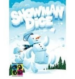 Brain Games Snowman Dice (ML)