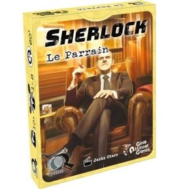 Geek Attitude Games Q System Serie Sherlock: Le Parrain (FR)