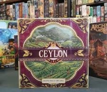 Ceylon (EN) (Commande Speciale)