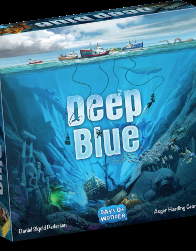 Days of Wonder Deep Blue (FR)