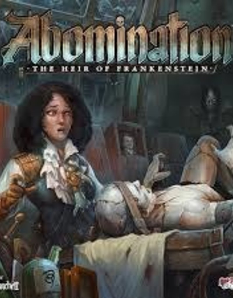 Plaid Hat Games Abomination: The Heir Of Frankenstein (EN)