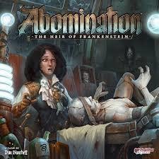 Abomination: The Heir Of Frankenstein (EN)