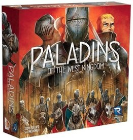 Renegade Game Studio Paladins Of The West Kingdom (EN)
