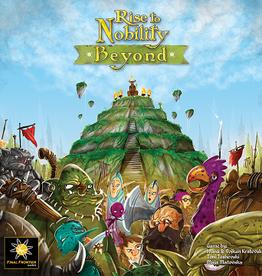 Final Frontier Games Rise To Nobility: Ext. Beyond (EN) (Commande Spéciale)
