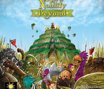 Rise To Nobility: Ext. Beyond (EN) (Commande Spéciale)