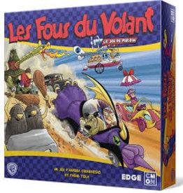 CMON Précommande: Les Fous Du Volant (FR)