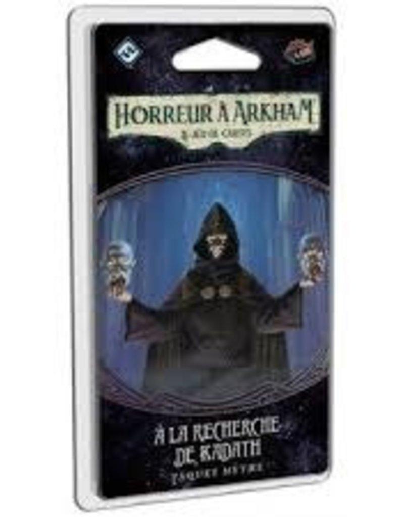 Fantasy Flight Précommande: Horreur A Arkham JCE : Ext. A La Recherche De Kadath (FR)