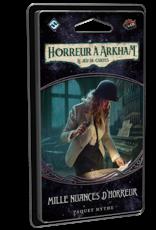 Fantasy Flight Précommande: Horreur A Arkham JCE : Ext. Mille Nuances D'Horreur (FR)