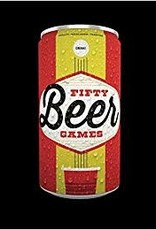 Fifty Beer Games (EN) (Commande Spéciale)